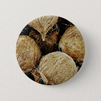 Coconuts 6 Cm Round Badge