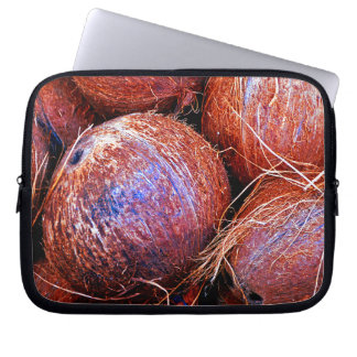 Coconuts In A Shell Laptop Sleeve