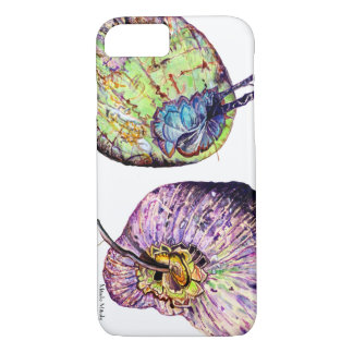 CoCoNuTs! In Amazingly Detailed Watercolors iPhone 8/7 Case
