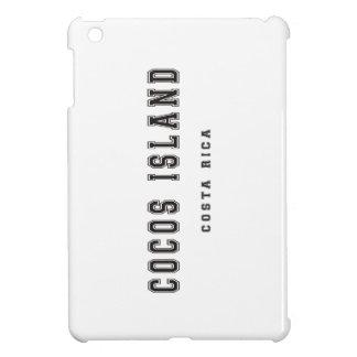 Cocos Island Costa Rica Cover For The iPad Mini