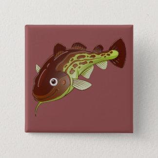 Cod 15 Cm Square Badge
