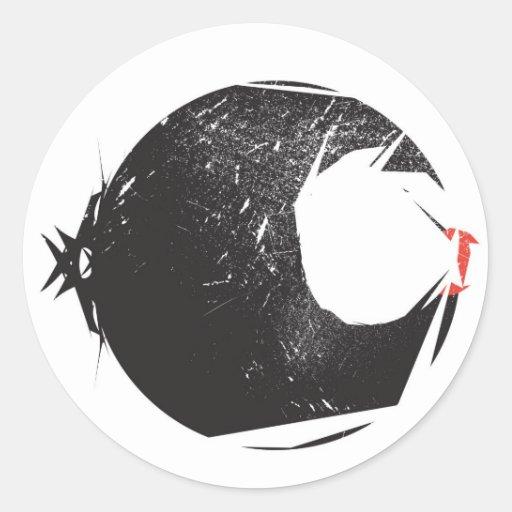 Codak logo sticker