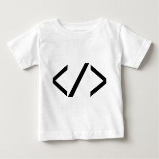 Code Break Baby T-Shirt