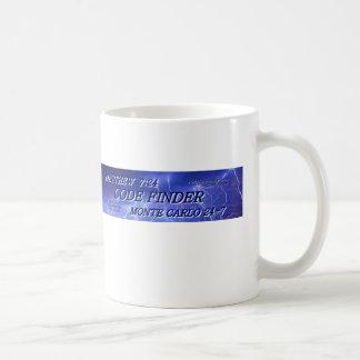 Code Finder Mug