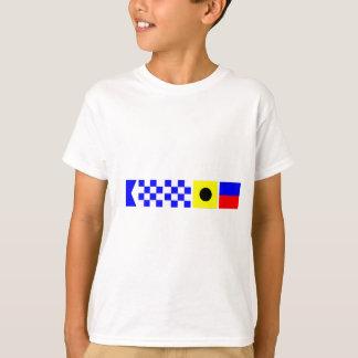 Code Flag Annie T-Shirt