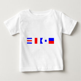 Code Flag Chase Baby T-Shirt
