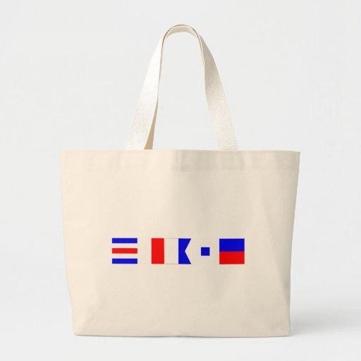 Code Flag Chase Bag