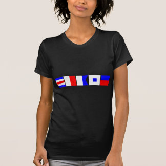Code Flag Chase Shirts