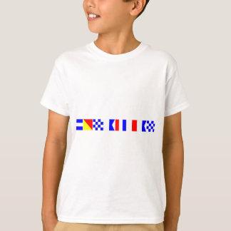 Code Flag Jonathan T-Shirt