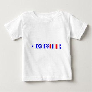 Code Flag Samantha Baby T-Shirt