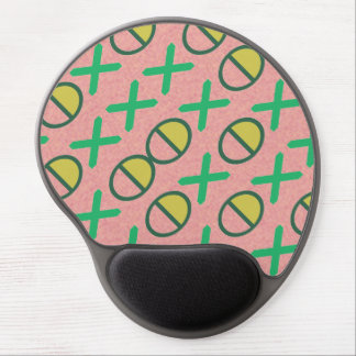 CODE mixed girly Gel Mouse Pad