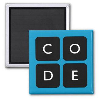 Code.org Logo Square Magnet