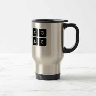 Code.org Travel Mug