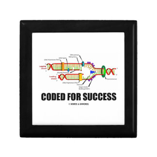 Coded For Success (DNA Replication) Gift Box