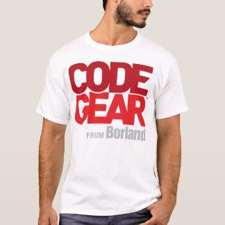 CodeGear Basic White T-Shirt