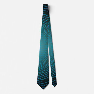 Coder Father's Day Tie