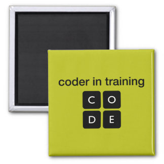 Coder In Training Magnets