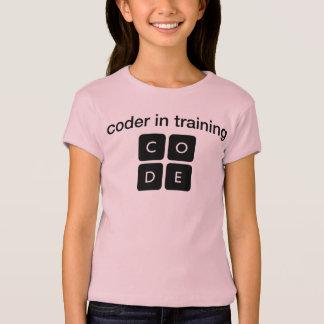 Coder In Training T-Shirt