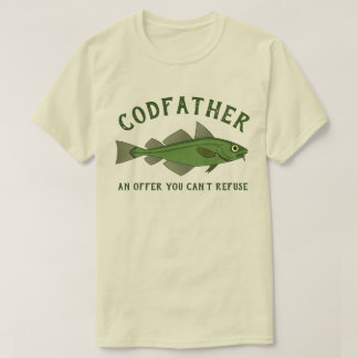 Codfather T-Shirt