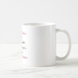 Coding Mug