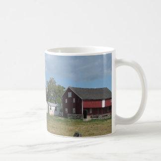 Codori Farm, Gettysburg Battlefield Coffee Mug