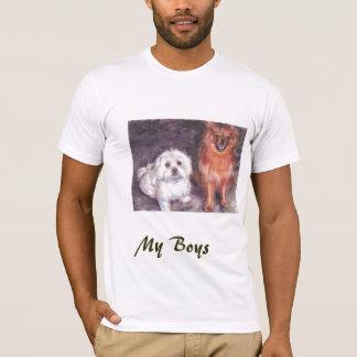 Cody & Boomer,   My Boys T-Shirt