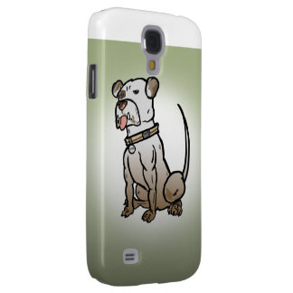 "cody & chance ""Security Chance"" Galaxy S4 Case"