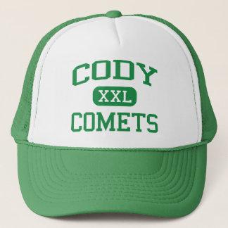 Cody - Comets - High School - Detroit Michigan Trucker Hat