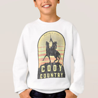 Cody Country Wyoming Sweatshirt