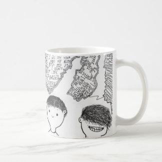 Cody Dalla Friendship ARTWORK mug! Coffee Mug