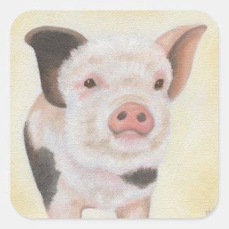 Cody Piglet sticker