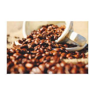 coffe canvas print
