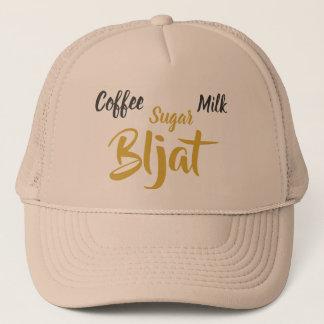 Coffe - Milk - Sugar - Bljat Caps