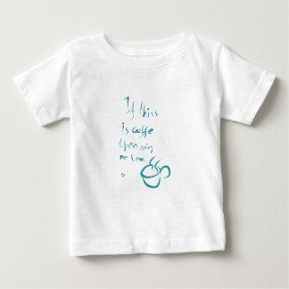 Coffe or tea baby T-Shirt