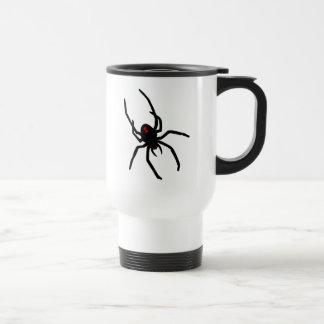 Coffe Spider II Stainless Steel Travel Mug