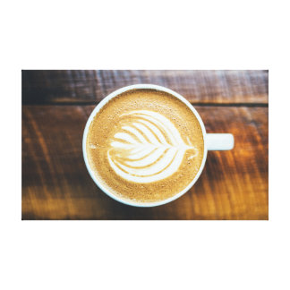 Coffe Wall Picture Canvas Print