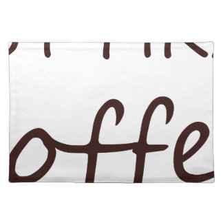 coffee12 placemat
