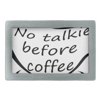 coffee22 rectangular belt buckles