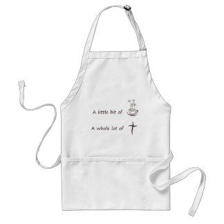 coffee4 standard apron