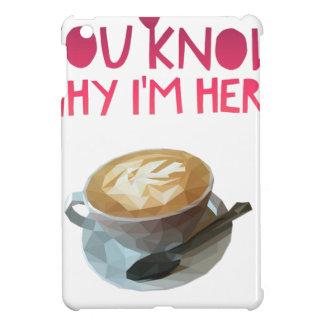 Coffee AA Anonymous Drunk Fellowship iPad Mini Covers