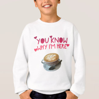 Coffee AA Anonymous Drunk Fellowship Sweatshirt