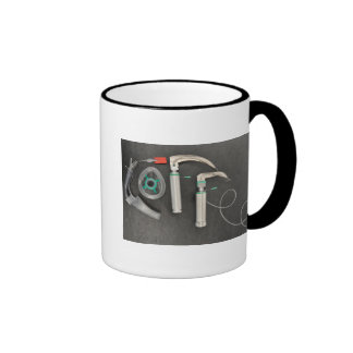 Coffee Anaesthesia Style Coffee Mugs