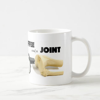 Coffee and a Joint Mug