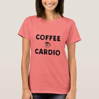 Coffee and cardio T-Shirt
