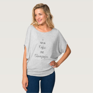 Coffee and Champagne Top (Shirt)
