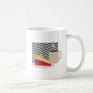 Coffee And Cherry Pie Coffee Mug