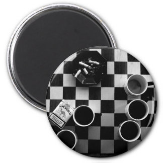 coffee and cigarettes magnet