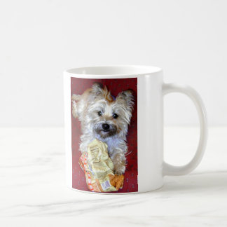 Coffee and Ginger Snaps Coffee Mug