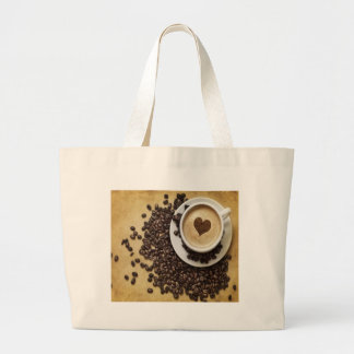 Coffee and Love Tote Bag
