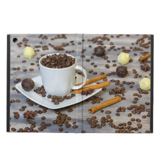 Coffee and spices iPad air case